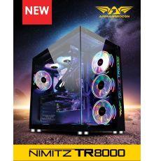 Armaggeddon Nimitz TR8000 Full ATX Gaming Case With 2 Infineon Loop
