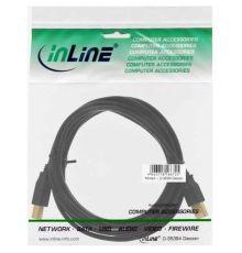Inline USB A to USB B MM Printer Cable 34535X|armenius.com.cy