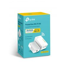 Power Line AV600 TL-WPA4220 Kit EU|armenius.com.cy
