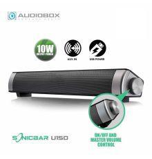 AudioBox U150 USB Power Soundbar 20W|armenius.com.cy