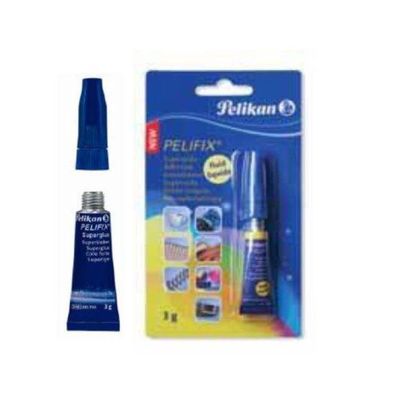 Tapes & Adhesives Pelikan Peflix superglue