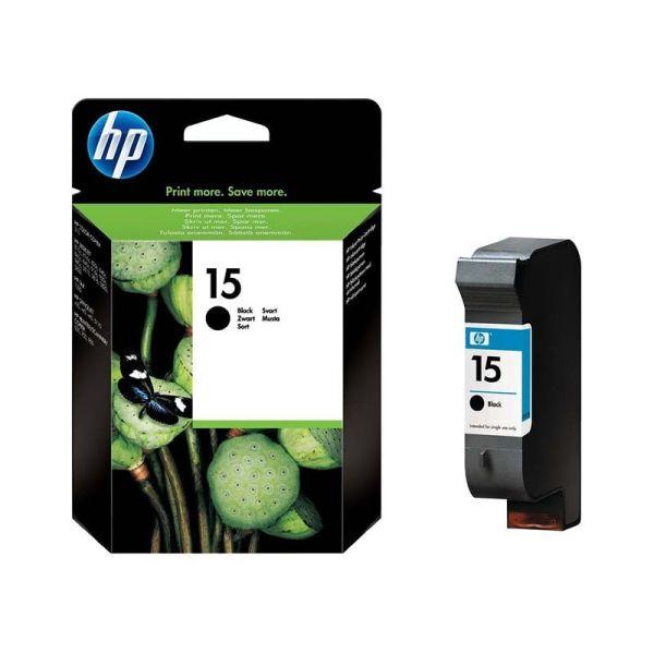 HP 15 Large Black Inkjet Print Cartridge| Armenius Store