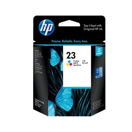Ink cartridges HP 23 Tri-colour Inkjet Print Cartridge C1823D|armenius.com.cy