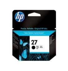Ink cartridge Inkjet Print Cartridge HP 27 Black