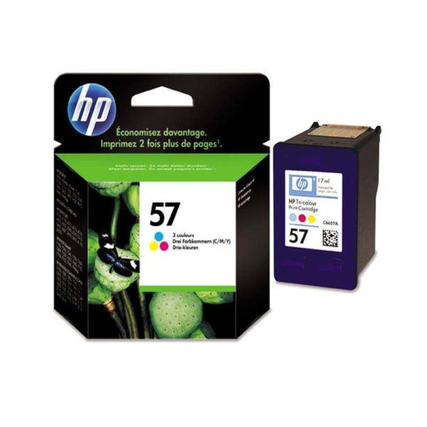 Ink cartridge HP 57 Tri-colour Inkjet Print Cartridge