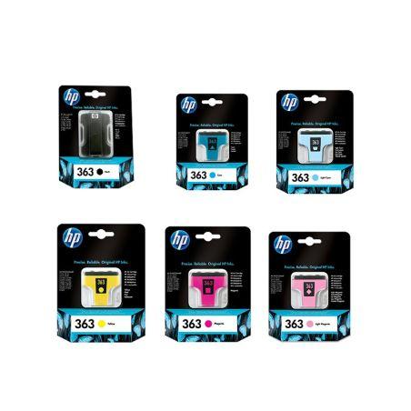 Ink cartridges Ink Cartridge HP 363 armenius.com.cy