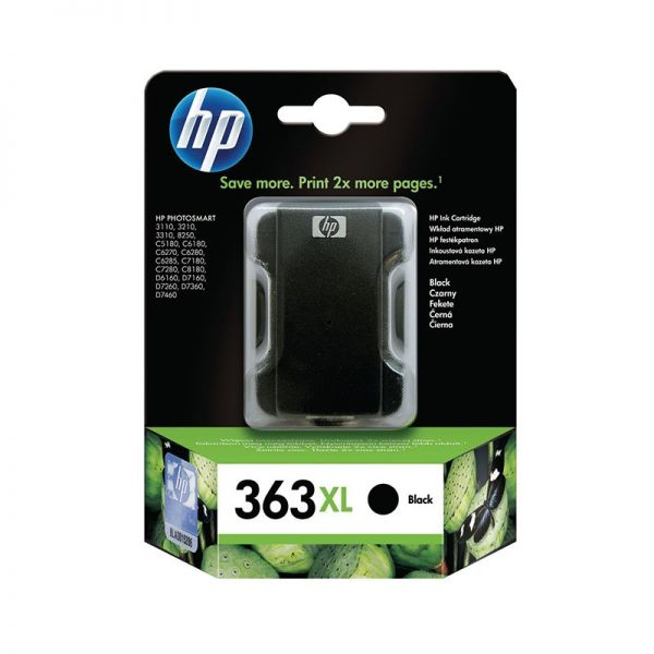 Ink cartridge Ink Cartridge HP 363XL Black