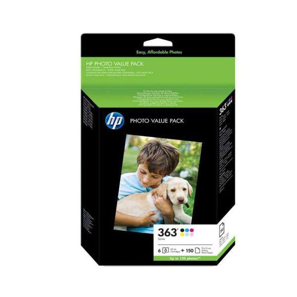 Ink cartridges HP 363 Ink Cartridge Series Photo Value Pack Q7966EE|armenius.com.cy