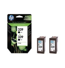 Ink cartridge HP 339 2-pack Black Original Ink Cartridges