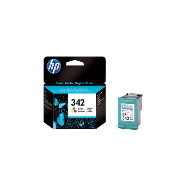 Ink cartridges HP 342 Tri-colour Inkjet Print Cartridge C9361EE|armenius.com.cy