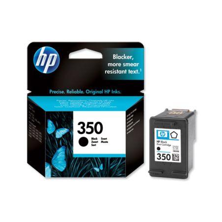 Ink cartridges HP 350 Black Inkjet Print Cartridge CB335EE|armenius.com.cy