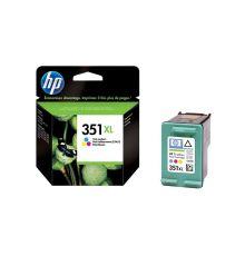 Ink cartridge HP 351XL Tri-colour Inkjet Print Cartridge