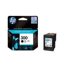 Ink cartridge HP 300 Black Ink Cartridge CC640EE|armenius.com.cy