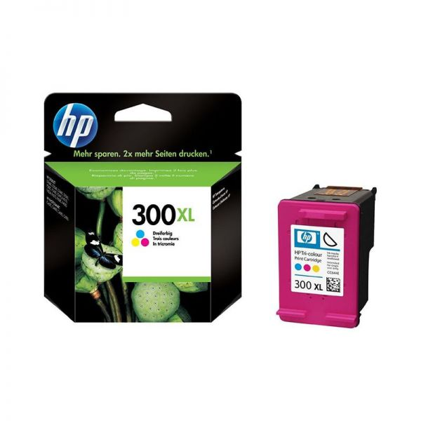 Ink cartridge HP 300XL Tri-colour Ink Cartridge