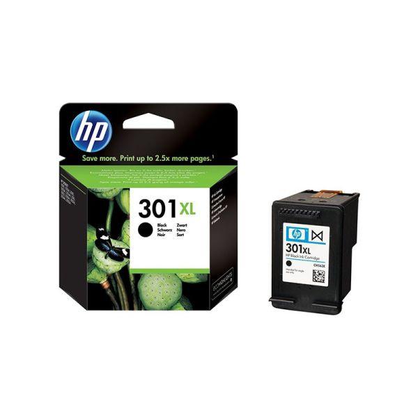 Ink cartridge HP 301XL Black Ink Cartridge