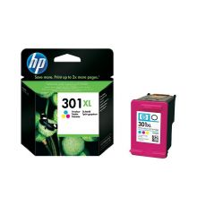 Ink cartridge HP 301XL Tri-colour Ink Cartridge