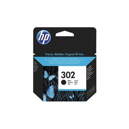 Ink cartridge HP 302 Black Ink Cartridge F6U66AE|armenius.com.cy