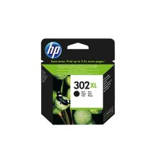 HP 302 XL Black Ink Cartridge F6U68AE|armenius.com.cy