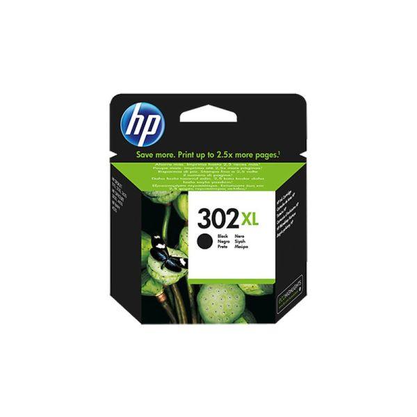 HP 302 XL Black Ink Cartridge F6U68AE armenius.com.cy