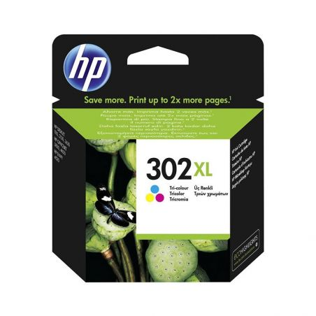 Ink cartridges HP 302XL Tri-color Ink Cartridge F6U67AE armenius.com.cy