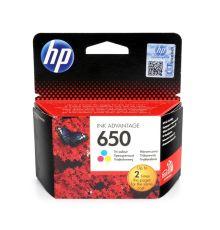 Ink cartridge HP 650 Tri-color Ink Cartridge