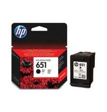 Ink cartridge HP 651 Black Original Ink Advantage Cartridge