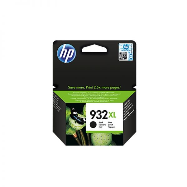 Ink cartridge HP 932XL Black Officejet Ink