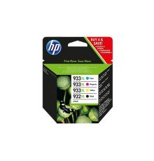 Ink cartridge HP 932XL Black/933XL Cyan/Magenta/Yellow 4-pack