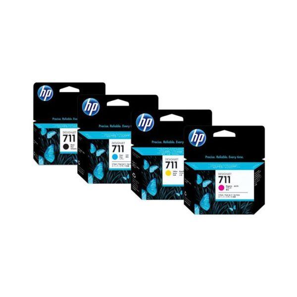HP 711 original Color  Armenius Store