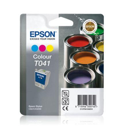 Ink cartridges Singlepack Colour T041|armenius.com.cy