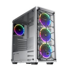Xigmatek Venom X Artctic PC Case| Armenius Store