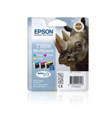 Ink cartridge Multipack 4-colours T0106 DURABrite Ultra