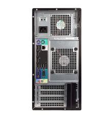 Workstation Dell T1700 / Xeon E3-1240 v3 RAM 32GB SSD 1TB HDD 1 TB