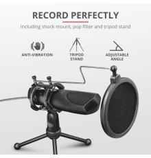 TRUST GXT 232 Mantis USB Streaming Microphone| Armenius Store
