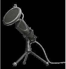 TRUST GXT 232 Mantis USB Streaming Microphone|armenius.com.cy