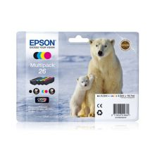 Ink cartridge Multipack 4-colours 26 Claria Premium