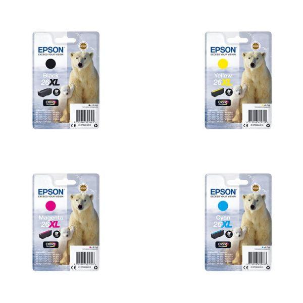 Ink cartridge Singlepack 26XL Claria Premium Ink|armenius.com.cy