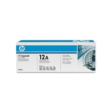 HP 12A Black LaserJet Toner Cartridges Q2612A| Armenius Store