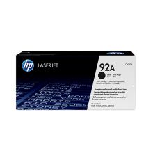 Toner HP LaserJet C4092A Black Print Cartridge