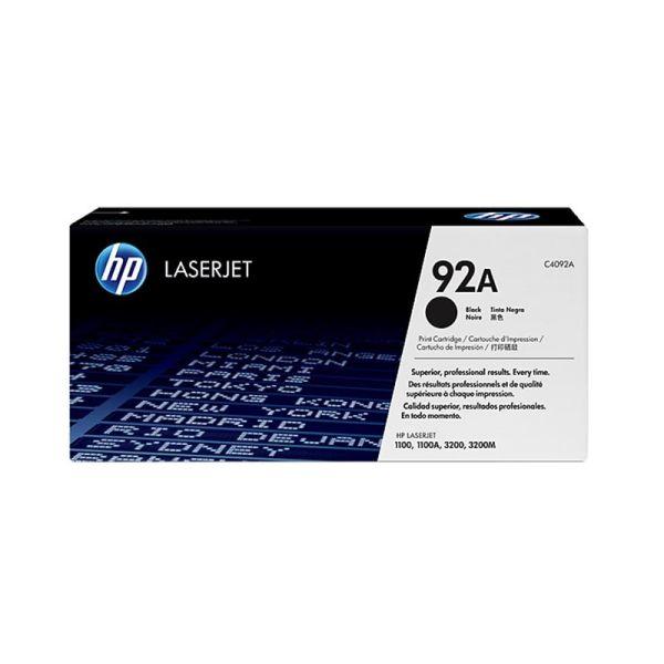 Toners HP LaserJet C4092A Black Print Cartridge C4092A|armenius.com.cy