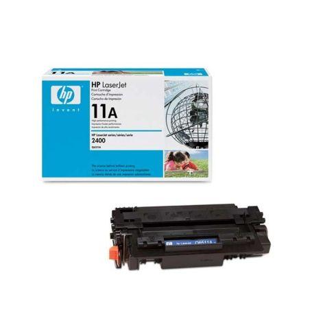 Toners HP 11A Black Original LaserJet Toner Cartridge Q6511A armenius.com.cy