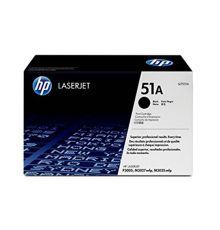 Toner HP LaserJet Q7551A Black Print Cartridge|armenius.com.cy