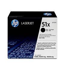 Toner HP LaserJet Q7551X Black Print Cartridge|armenius.com.cy