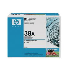 Toner HP 38A Black Original LaserJet Toner Cartridge