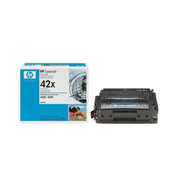 Toners HP 42X Black LaserJet Toner Cartridge|armenius.com.cy