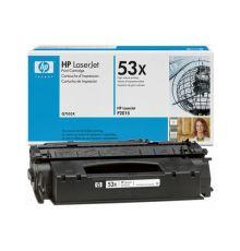 Toners HP LaserJet Black Print Cartridge Q7553X|armenius.com.cy