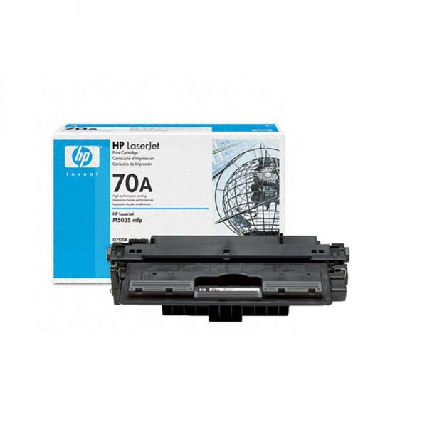 HP 70A Black Original LaserJet Toner Cartridge Q7570A|armenius.com.cy