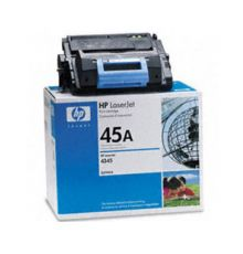Toner HP 45A Black Original LaserJet Toner Cartridge