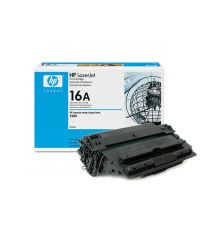 Toner HP 16A Black LaserJet Toner Cartridge