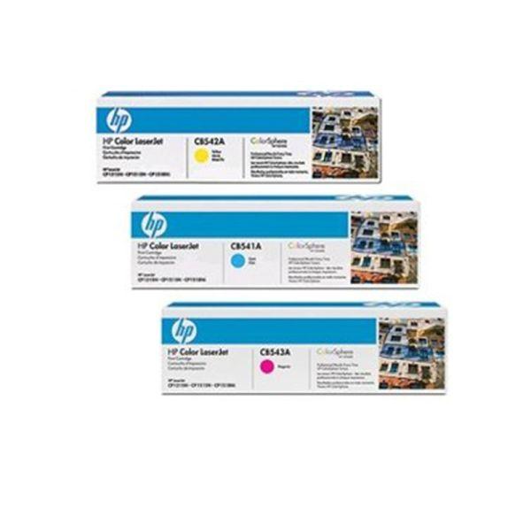 Toner HP 125A LaserJet Toner Cartridge CB541A|armenius.com.cy